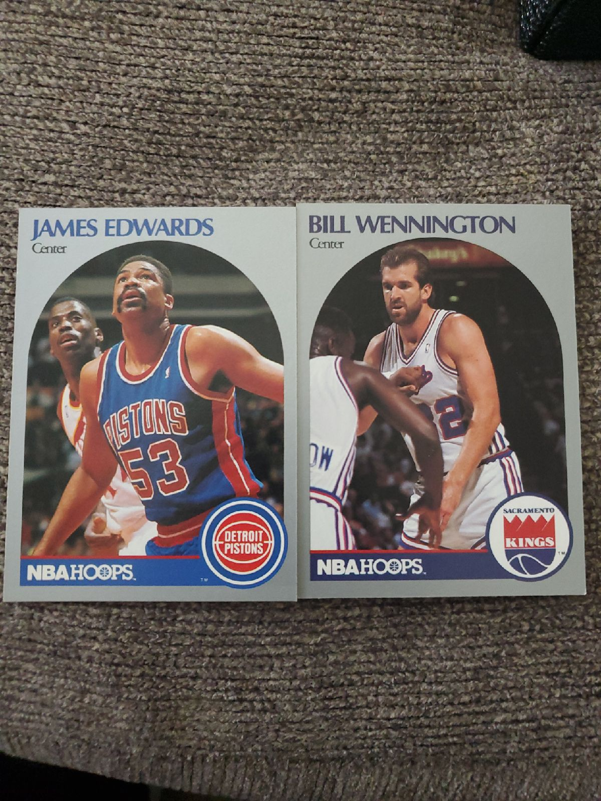 80s NBA Hoops cards