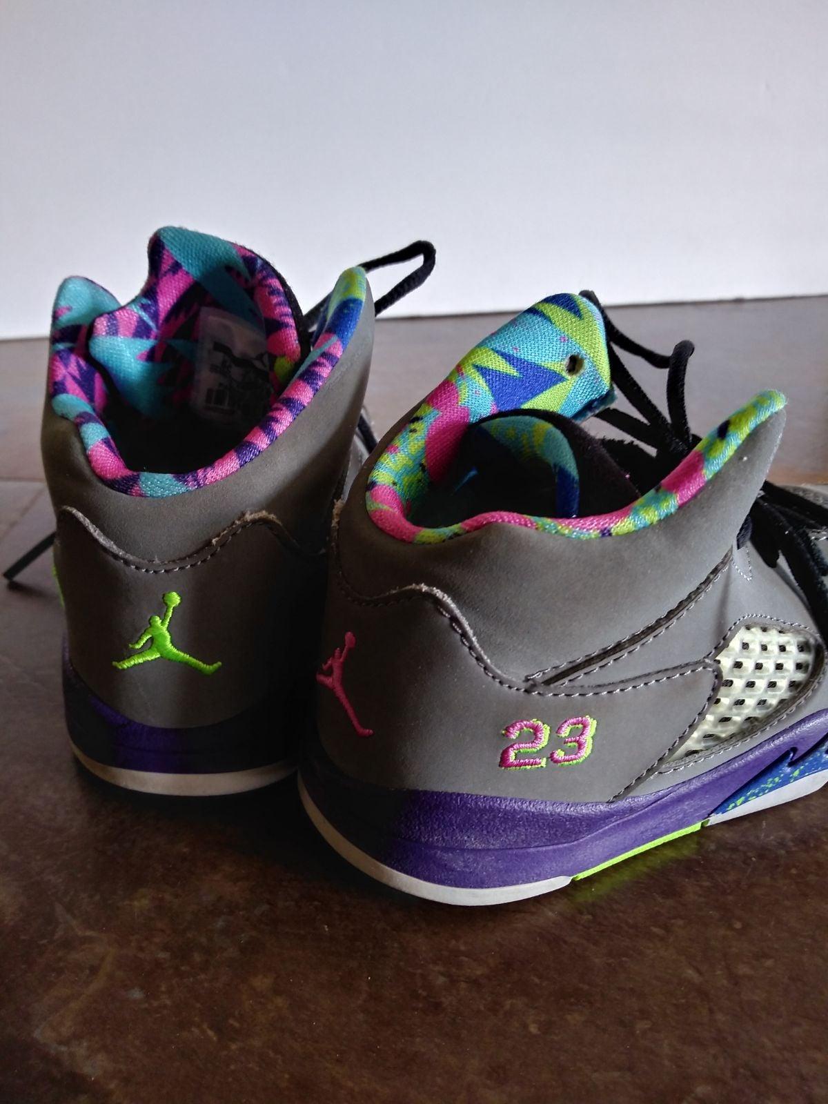 "Air Jordans Retro "" BEL-AIR"" Preschool"