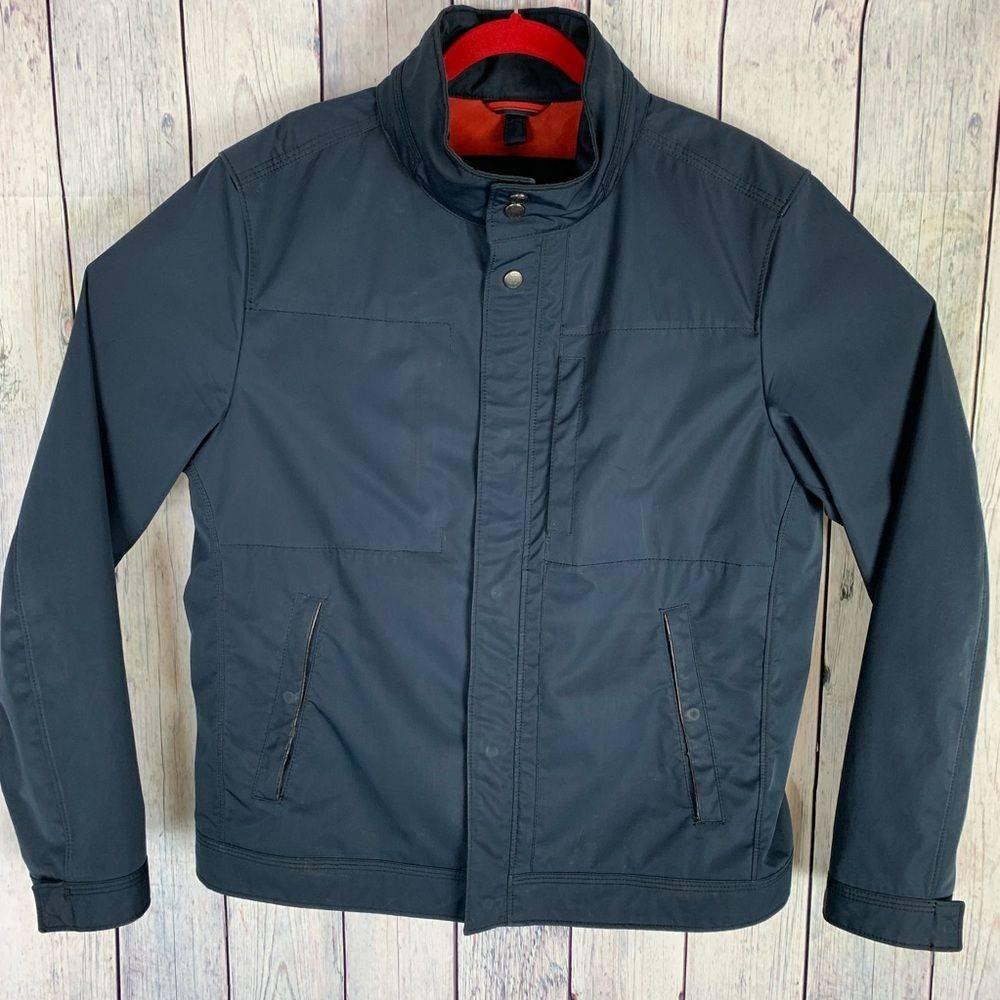 Hugo Boss Men's Bomber Style Jacket