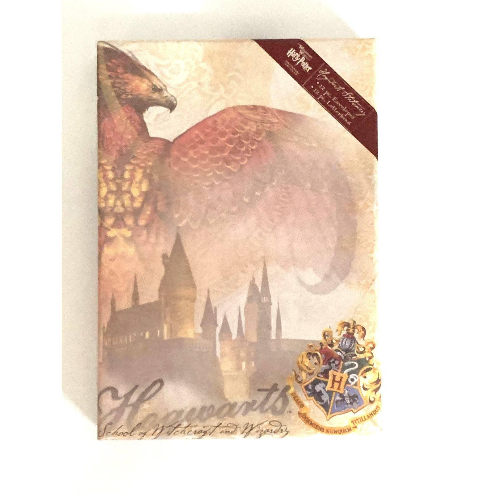 Harry Potter Phoenix Stationery Set - 10
