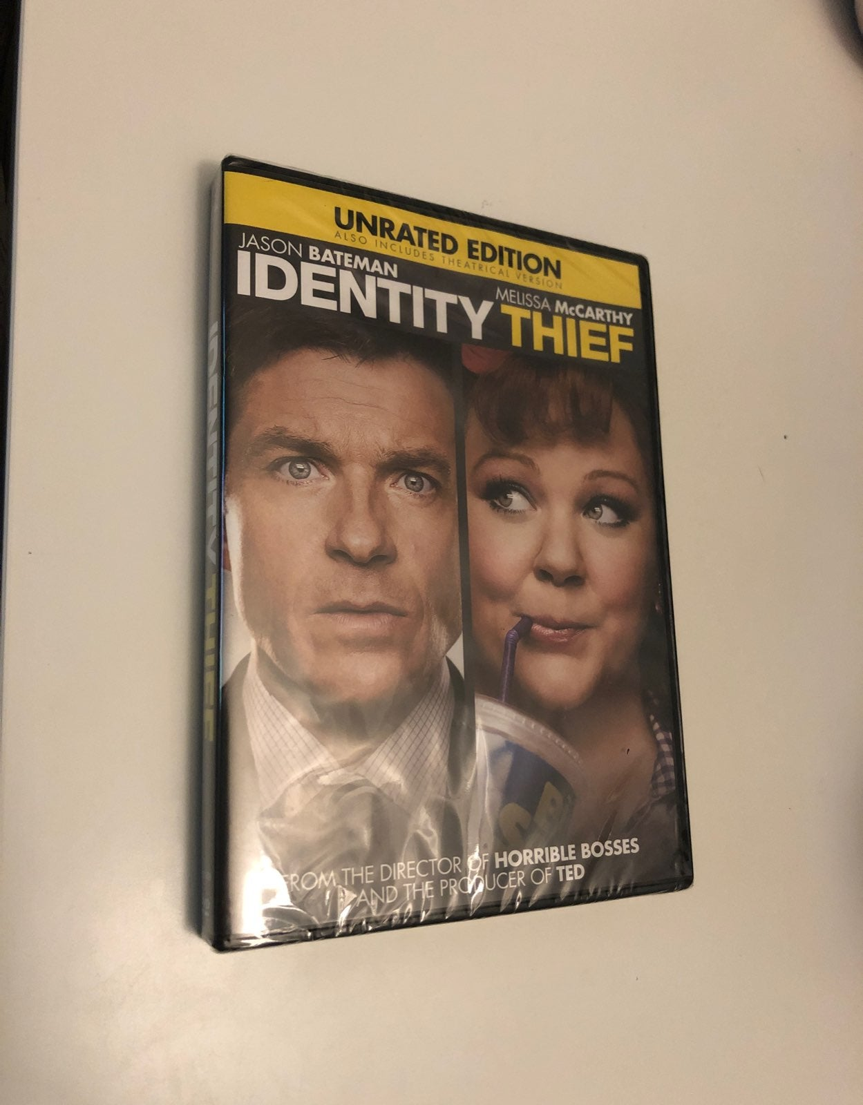 NEW Identity Thief DVD movie