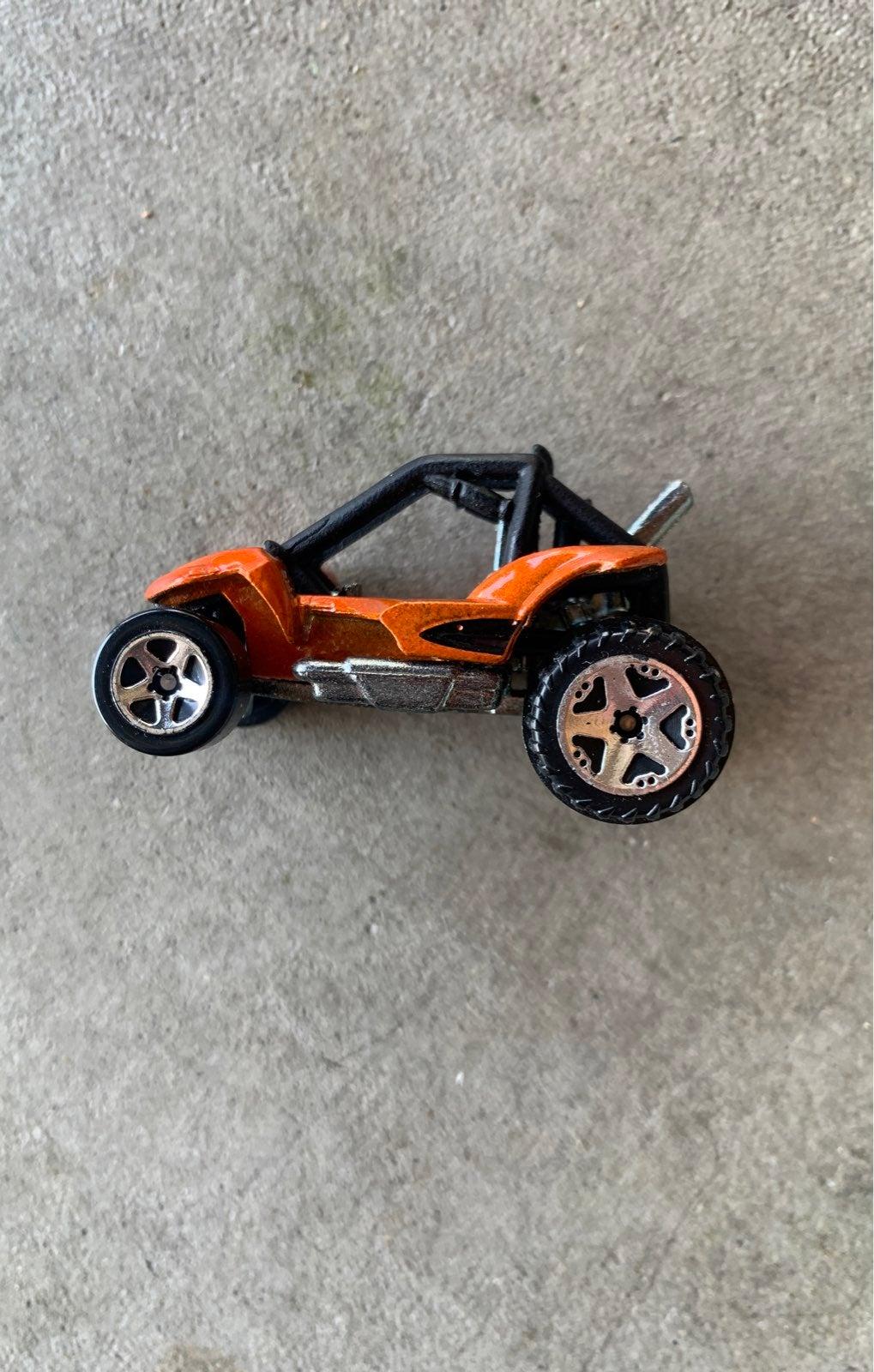 2004 Orange Power Sander hotwheels