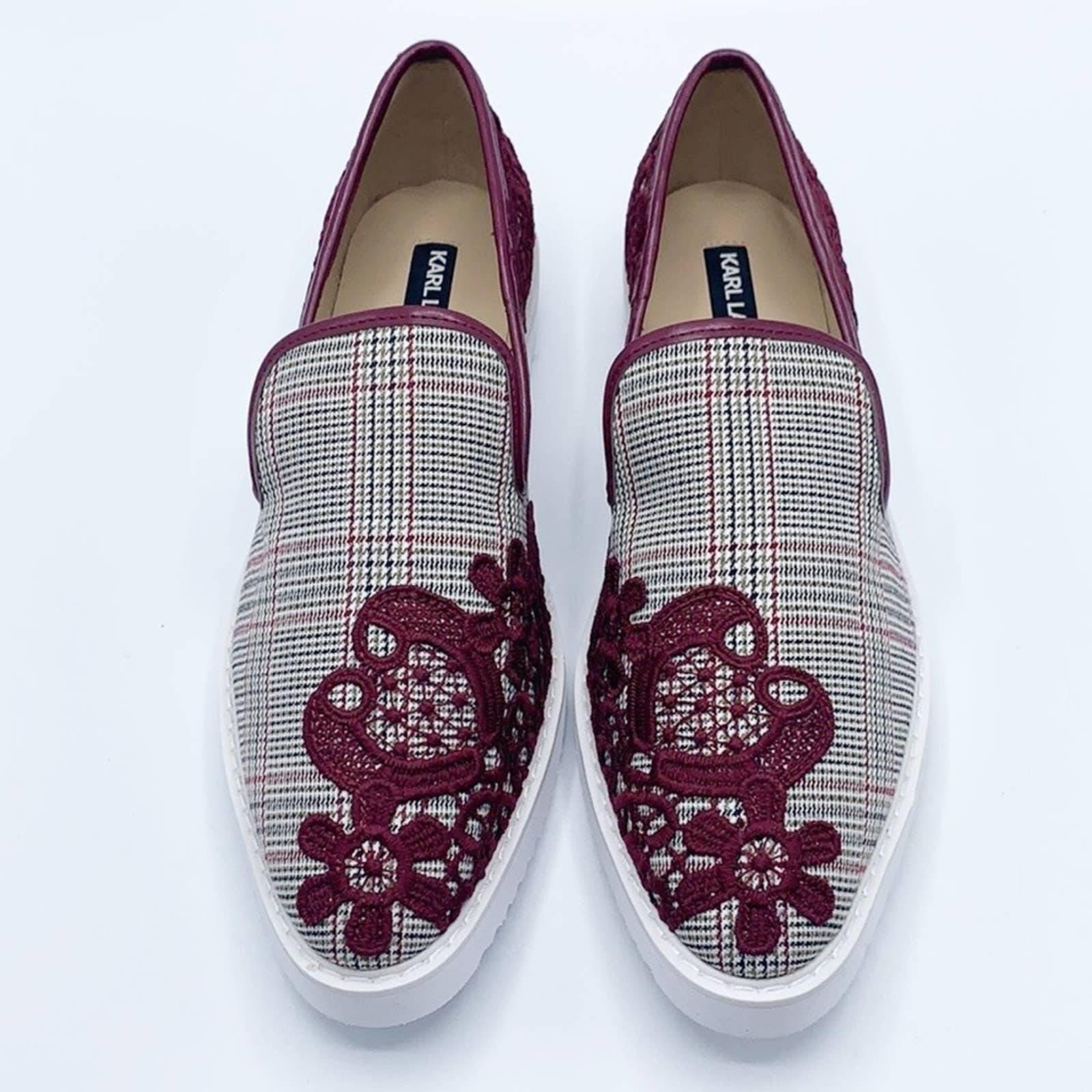 KARL LAGERFELD PARIS Carlyn Shoes, 7M