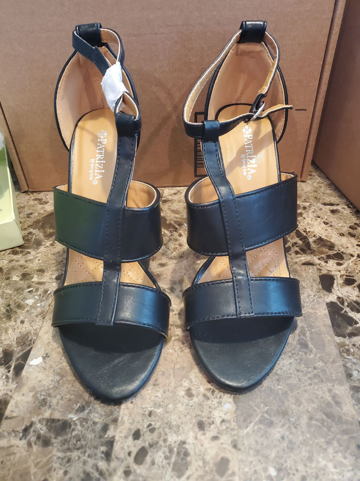 Womens Ankle Strap US 8.5