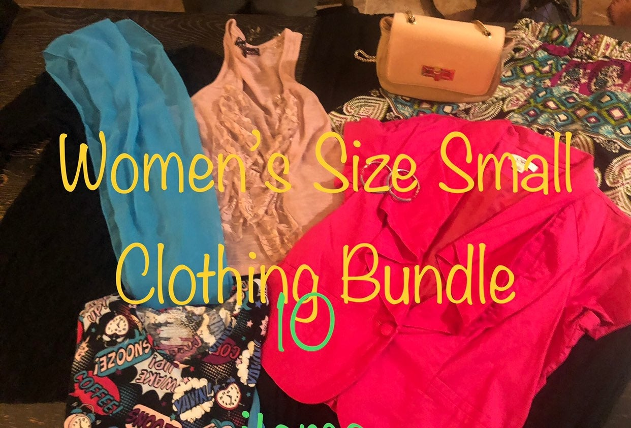 Womens Size Small Clothing Bundle