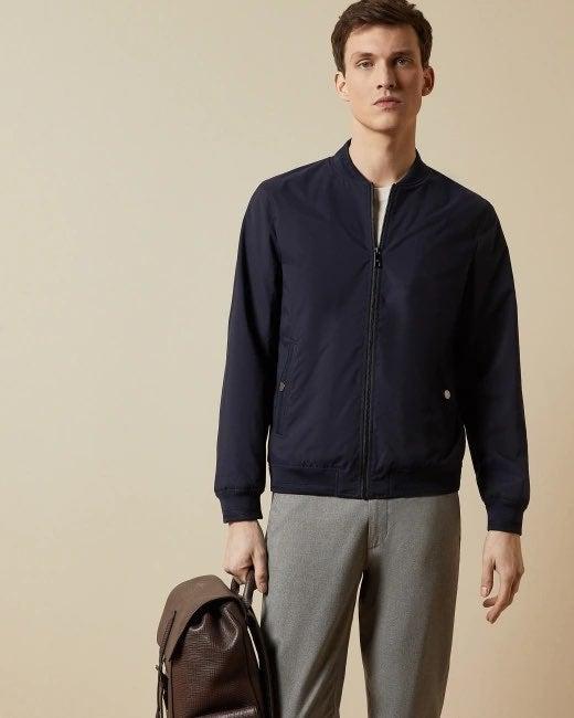 Ted Baker London Men's Bomber Jacket