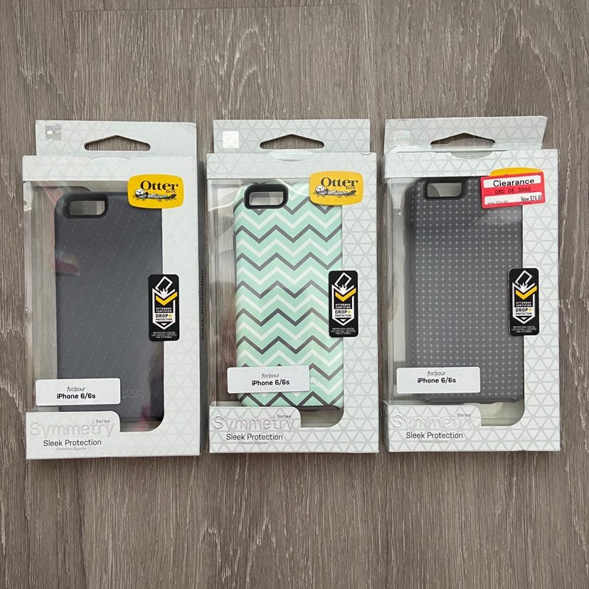 OtterBox Symmetry iPhone 6s Cases