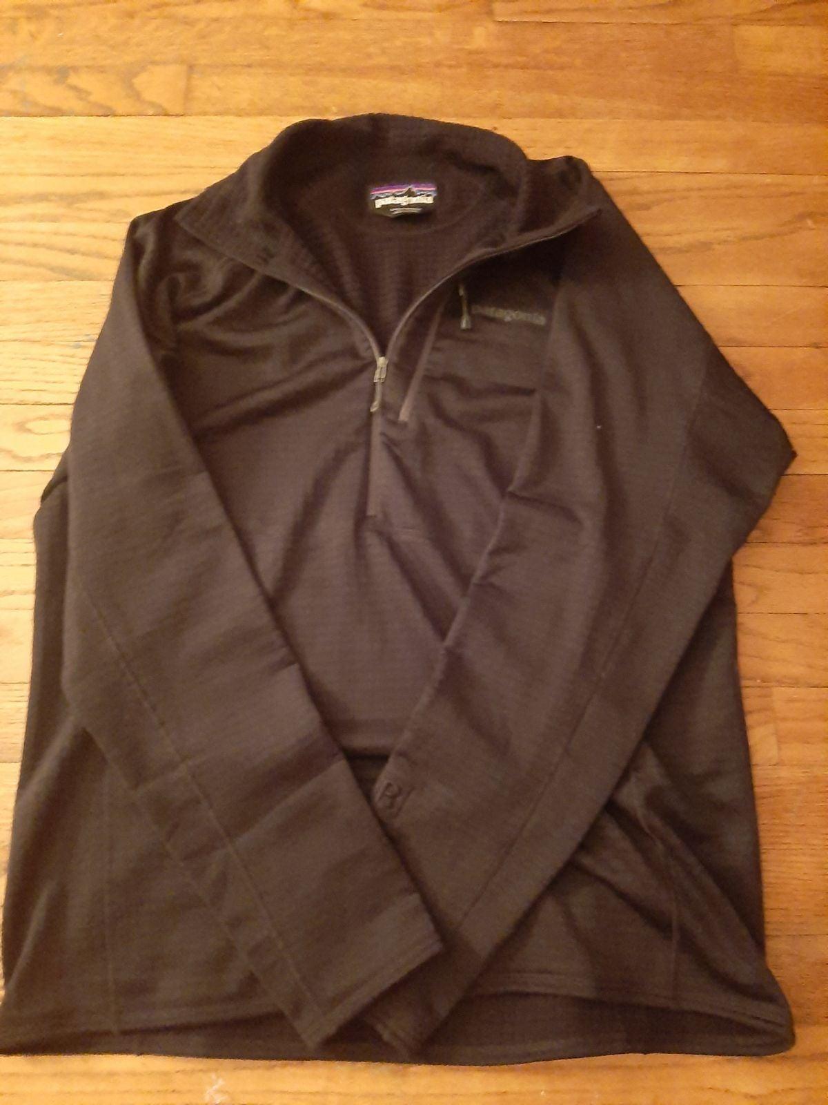 Patagonia pullover mens large