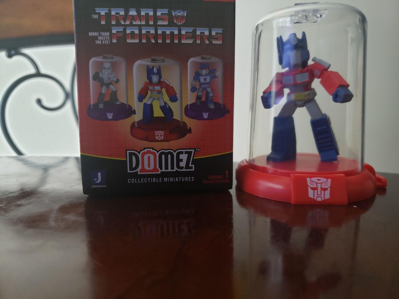 Domez Transformers Optimus Prime