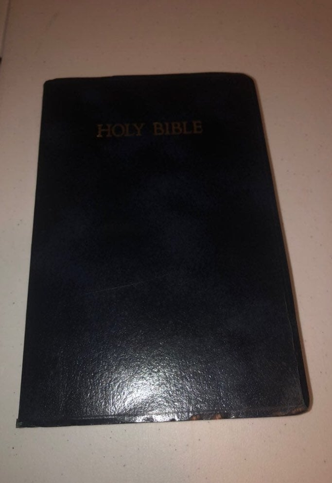 Holy Bible King James Version by Nelson