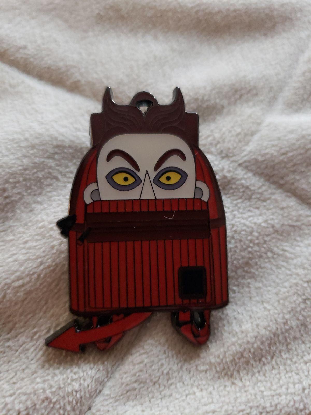 Disney trading pins Nightmare Lock