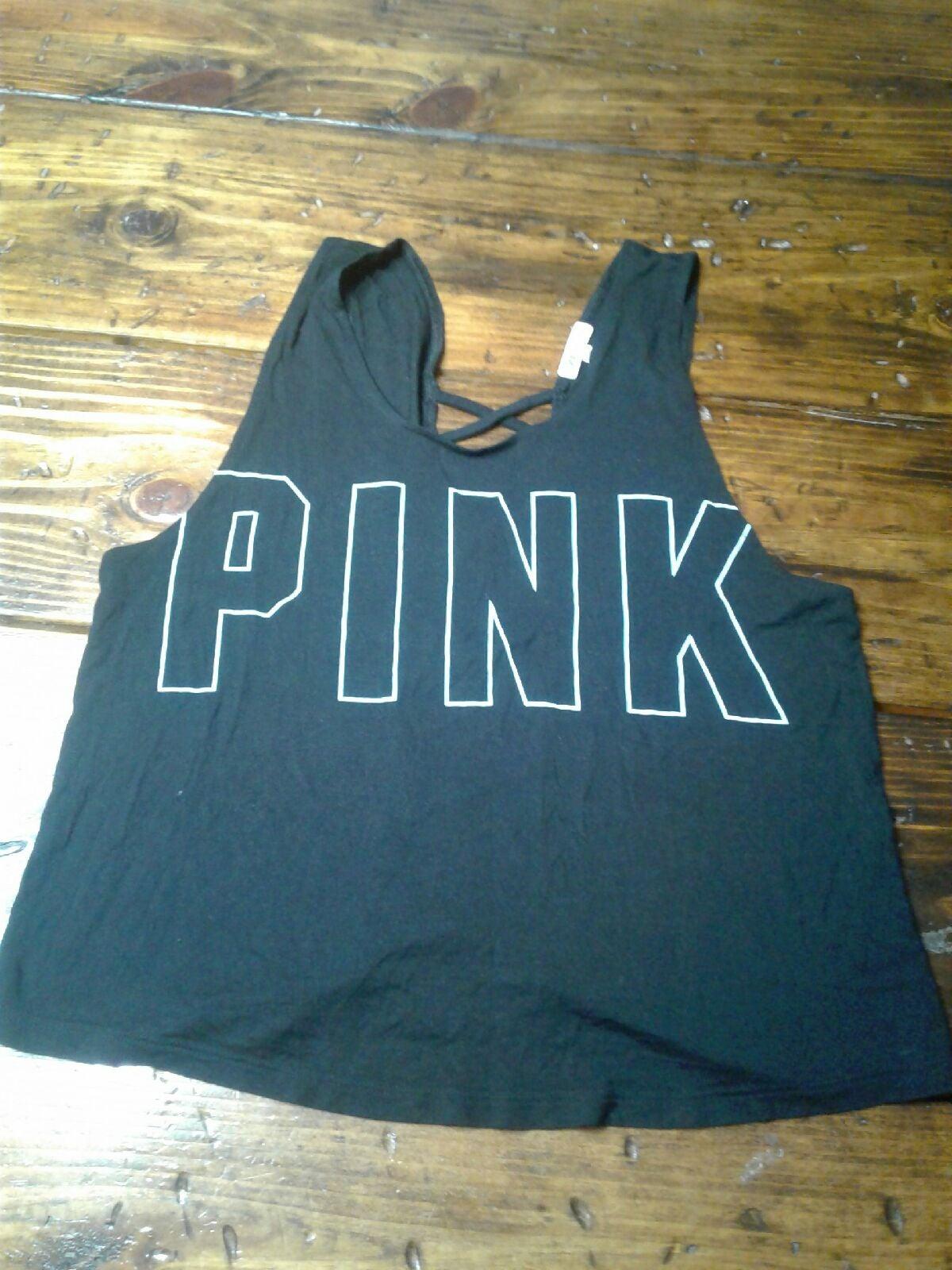 VS PINK super soft tank top