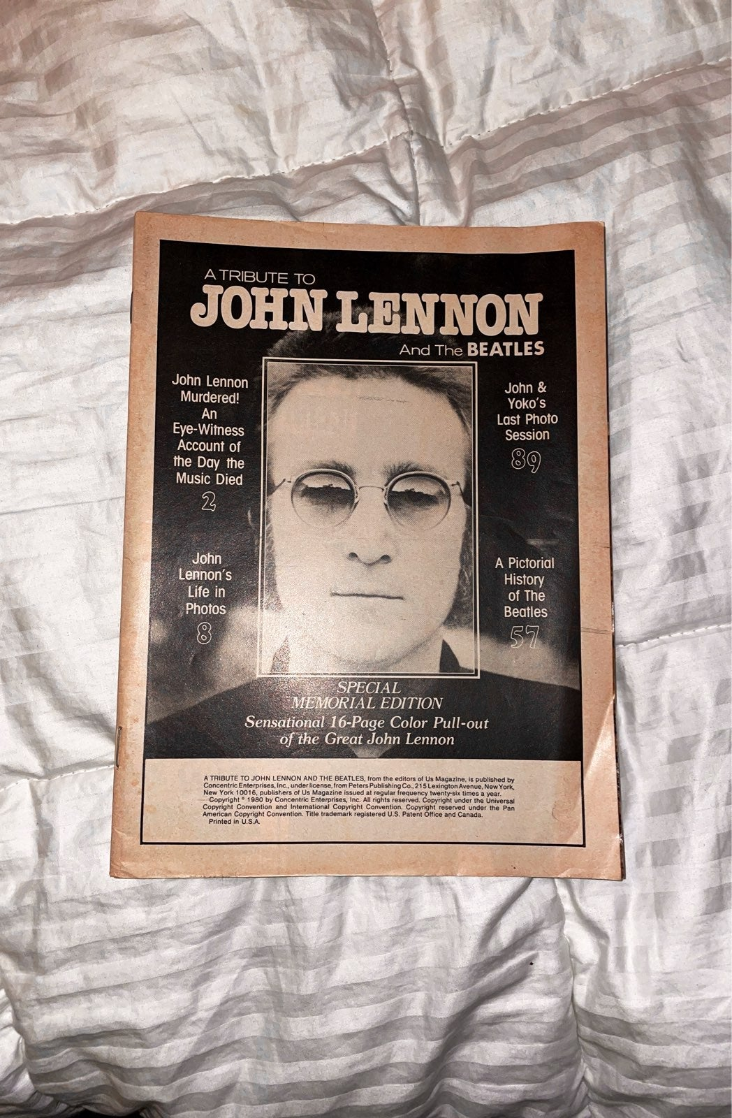 Tribute to John Lennon and the Beatles