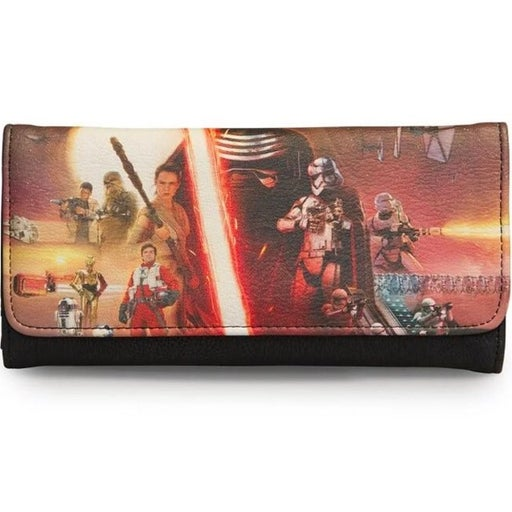 Loungefly Star Wars Force Awakens Wallet