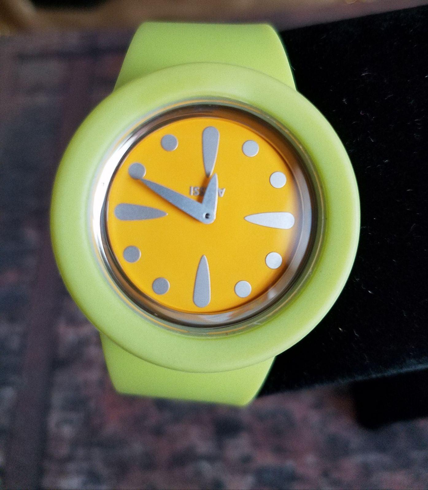 Alessia unisex watch, green