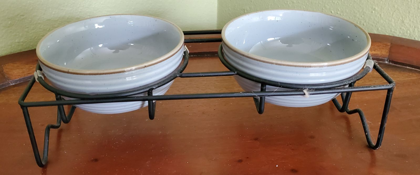 Raised Dog bowls for small dogs