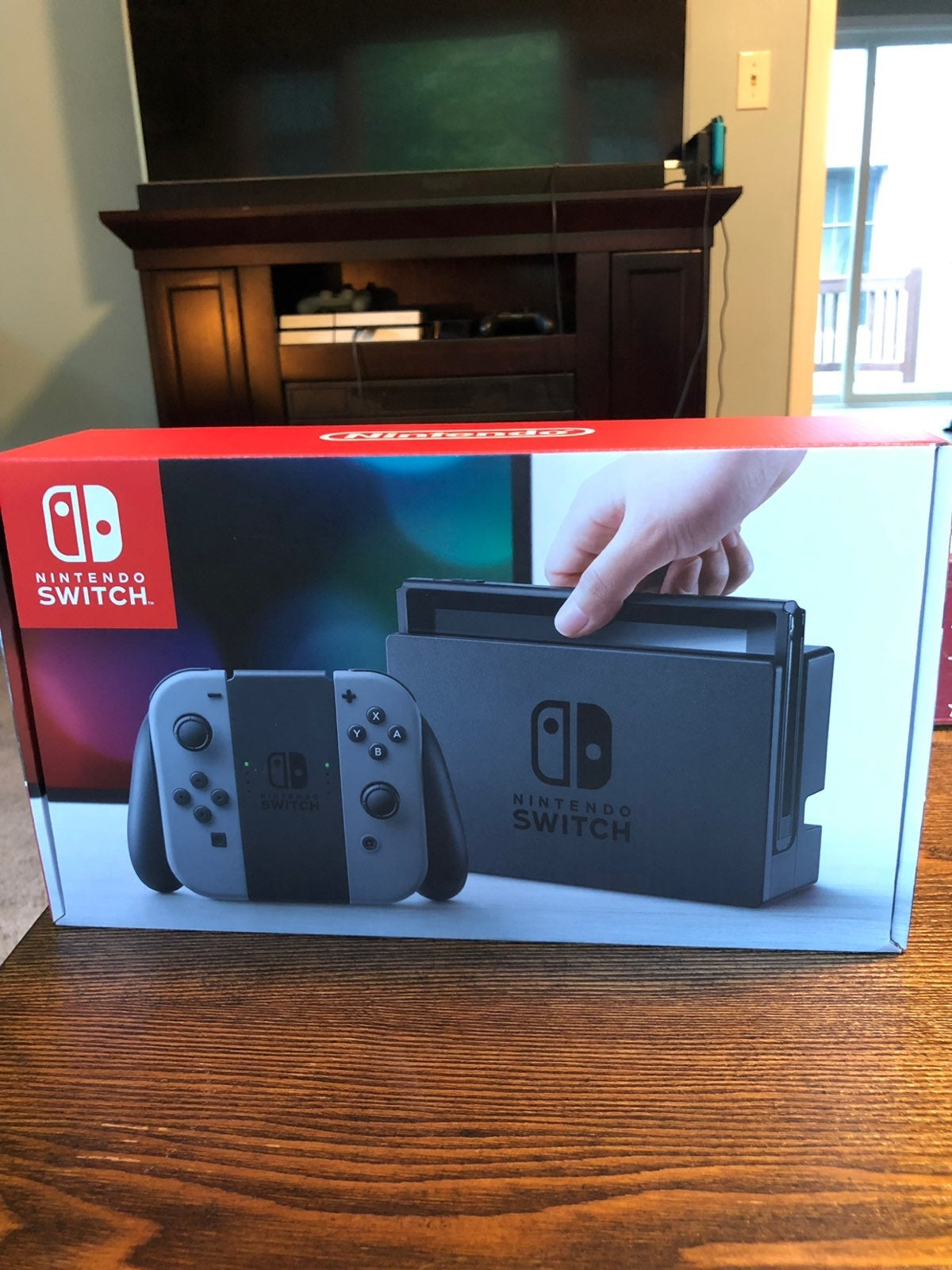 Nintendo Switch! Brand New Never Opened!