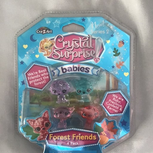 Crystal Surprise: Series 2 - Forest