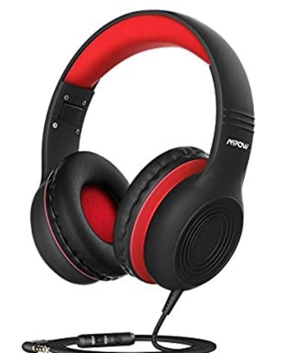 Mpow Wired Over-Ear Headphones