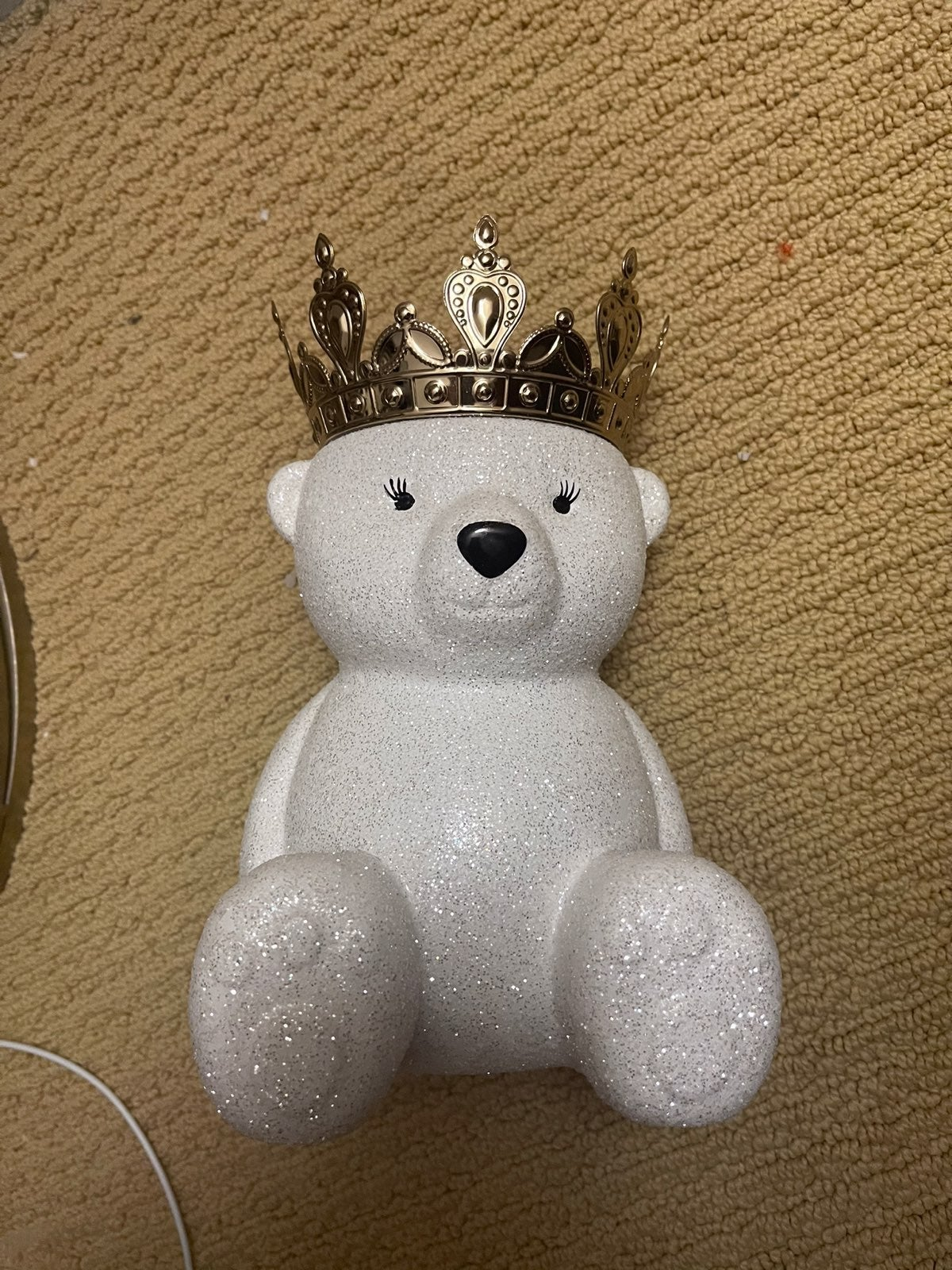 Polar Bear Candle Holder BBW