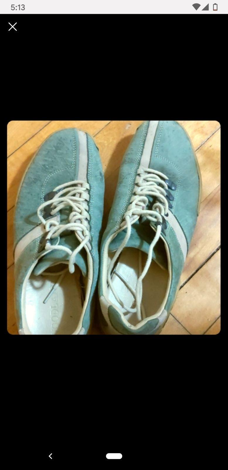 Men's shoes Woodland