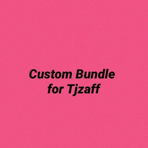Custom Bundle for Tjzaff