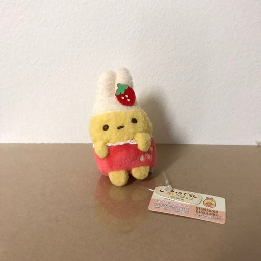 Sumikko Gurashi Strawberry Ebi Tenori