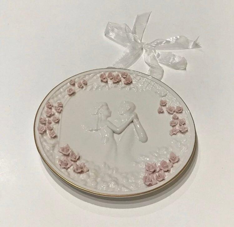 Vintage Princess House Decorative Plate