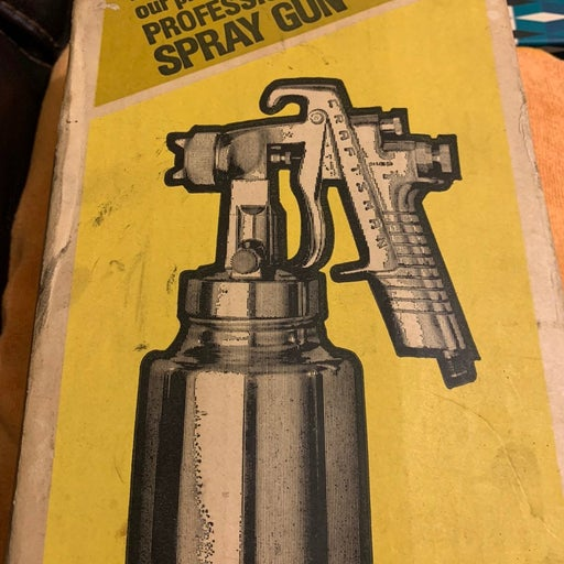 Craftsman profesional spray gun 3015624