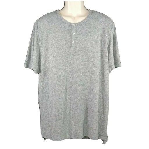 Five Four Henley T-Shirt Shirt Size 2XL