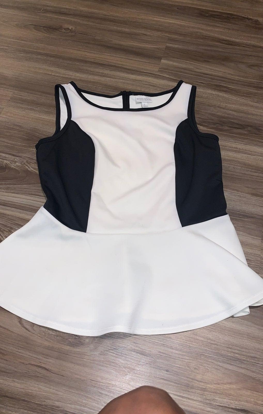 BISOU BISOU blouse