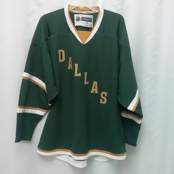 Campea Dallas Stars Hockey Jersey Large