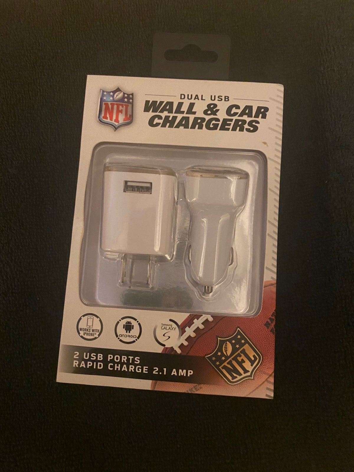 Wall & car charger