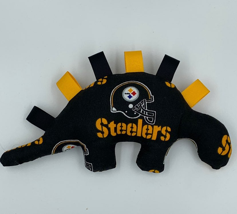 Pittsburgh Steelers Taggy Dino