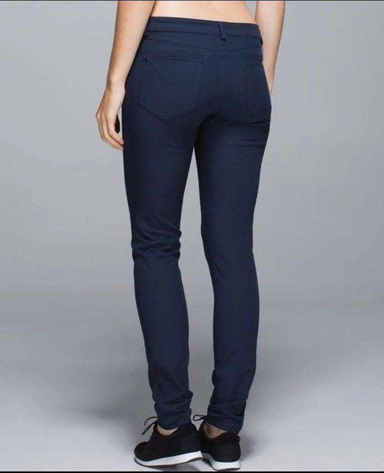 Lululemon Everyday Skinny Pants 8