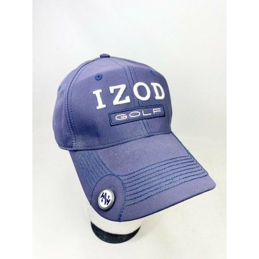Izod Golf Hat Blue OSFA w/Ball Mark
