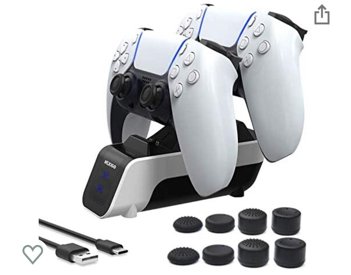 Newest PS5 Controller Charger