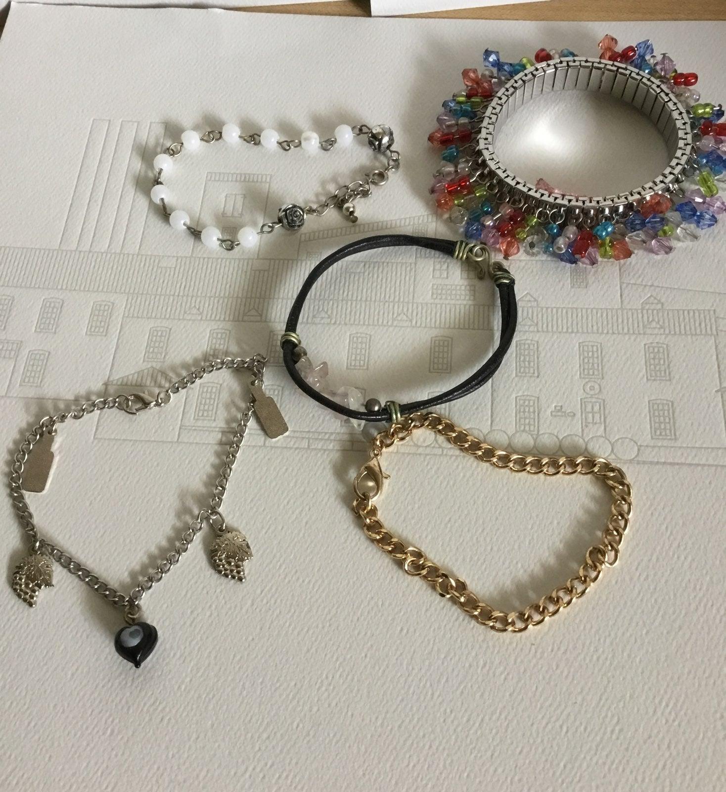 5 Bracelet for women