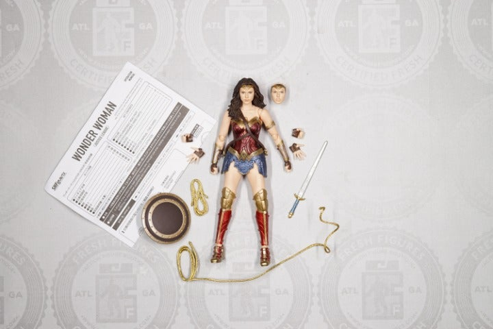 S.H. Figuarts Justice League WonderWoman