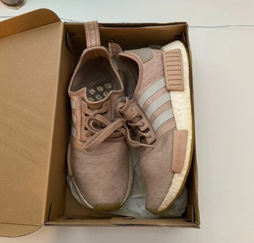 Adidas NMD r1 womens sneakers size 6.5
