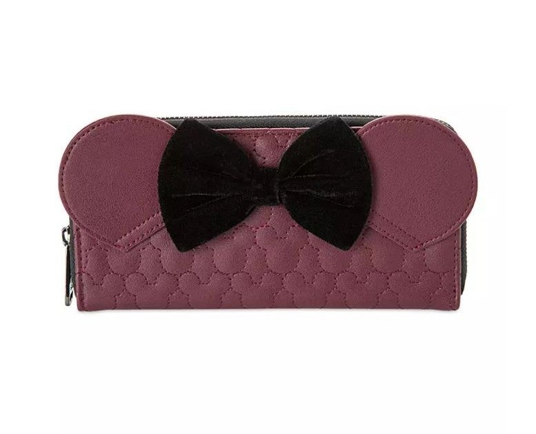 Disney Minnie Mouse Quilted Icon Wallet