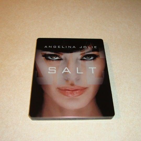 """Salt """"Limited Edition"""" Blu-ray OOP/OOS"""