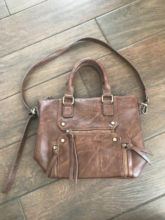 Antik Kraft Clover Shoulder Bag