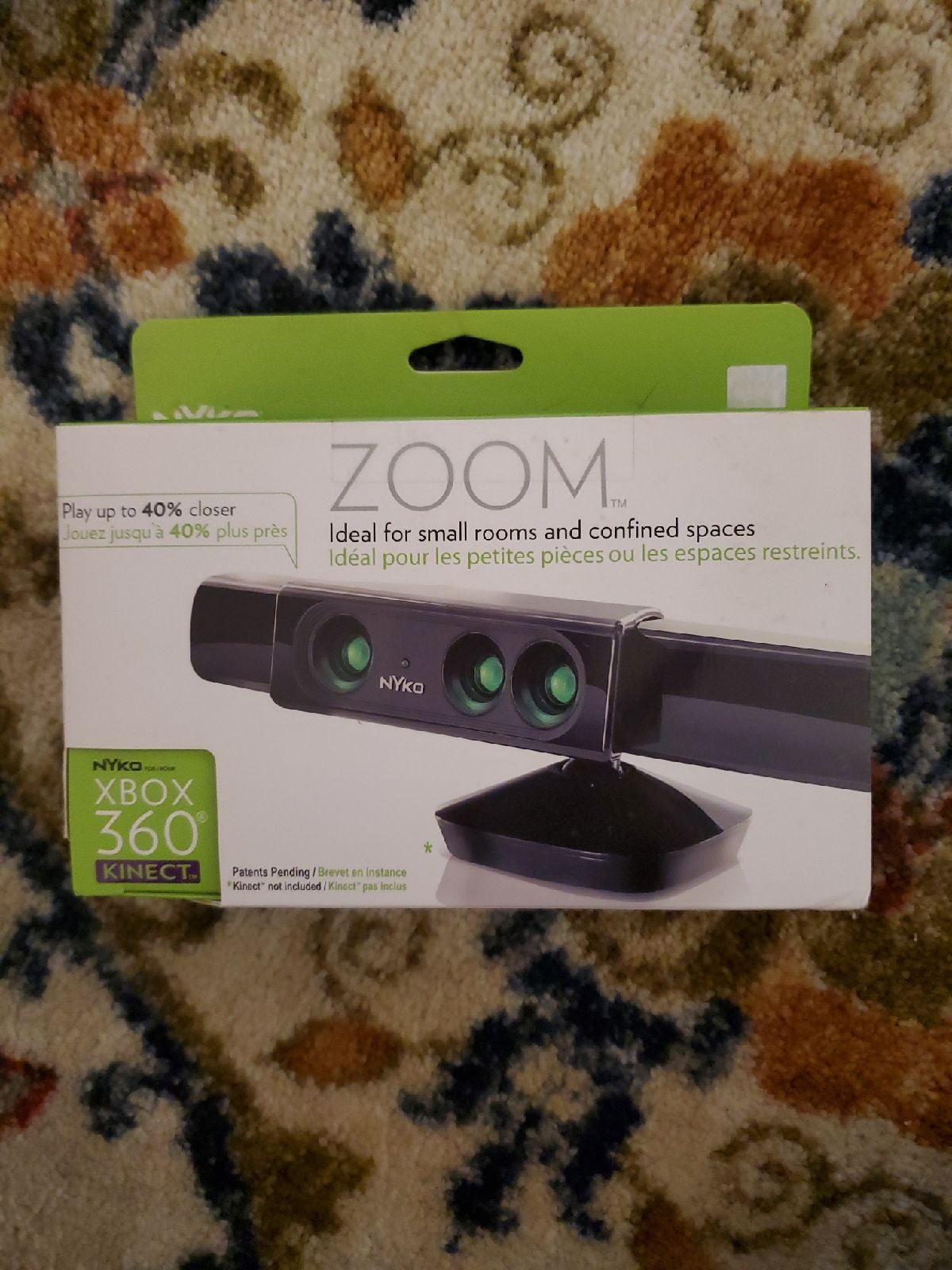 NYKO Xbox 360 Kinect