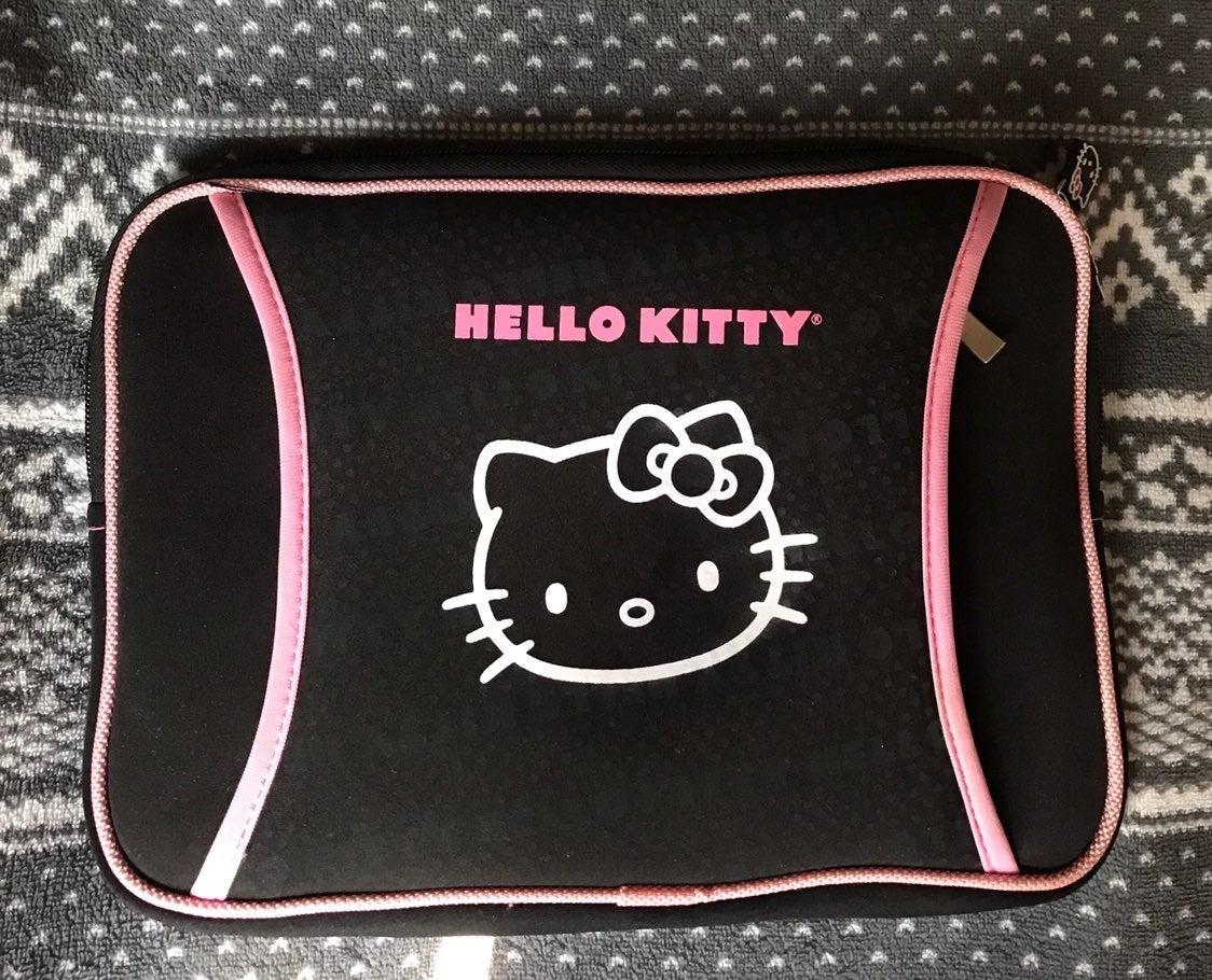 Hello Kitty I-pad Case