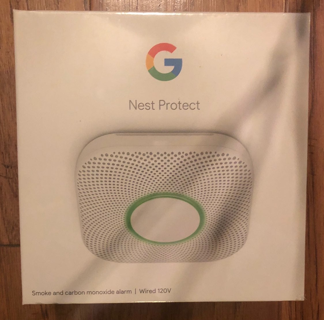 Google Nest Protect Smoke And Carbon Mon