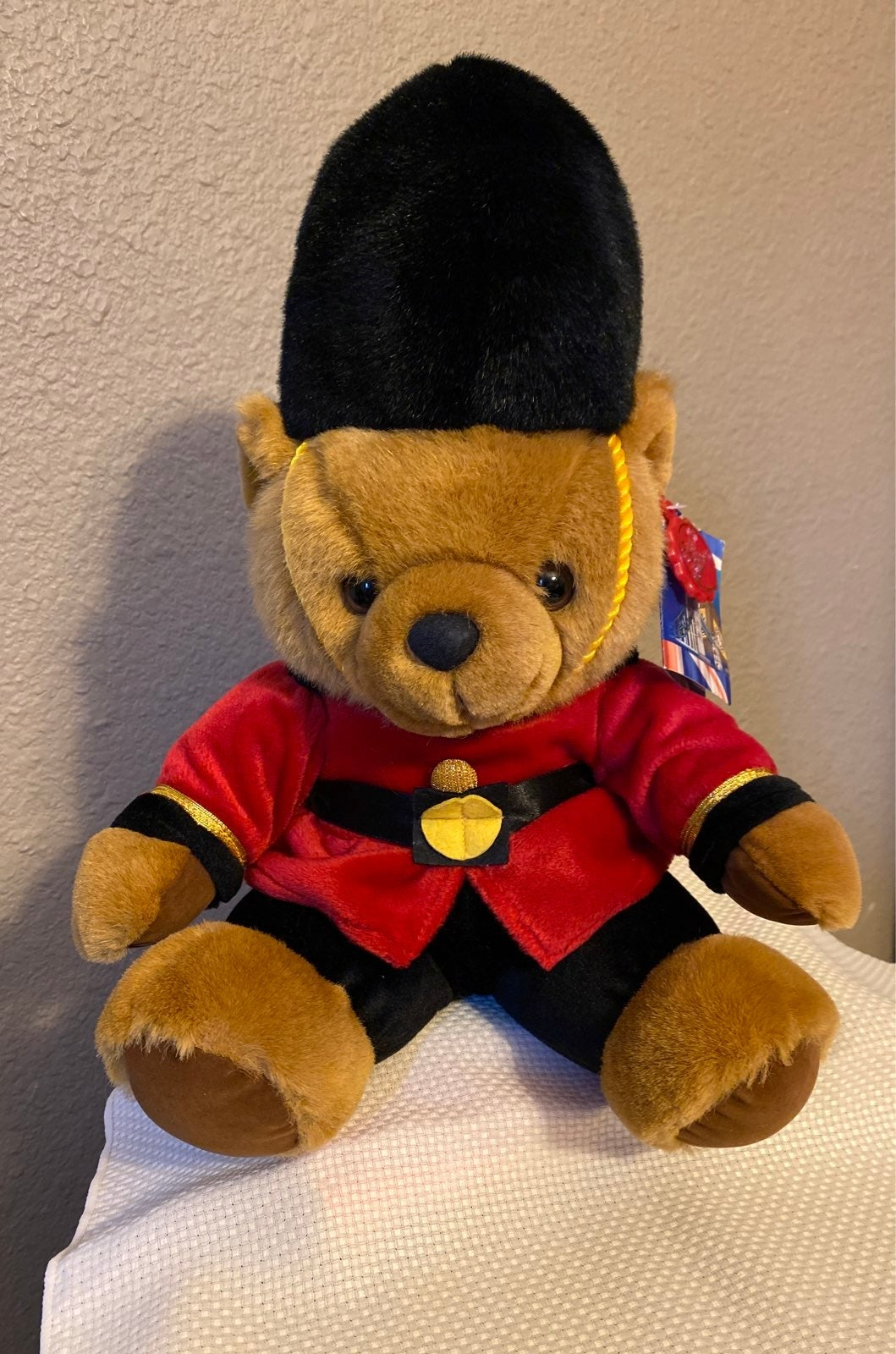 London Guardsman Bear Plush