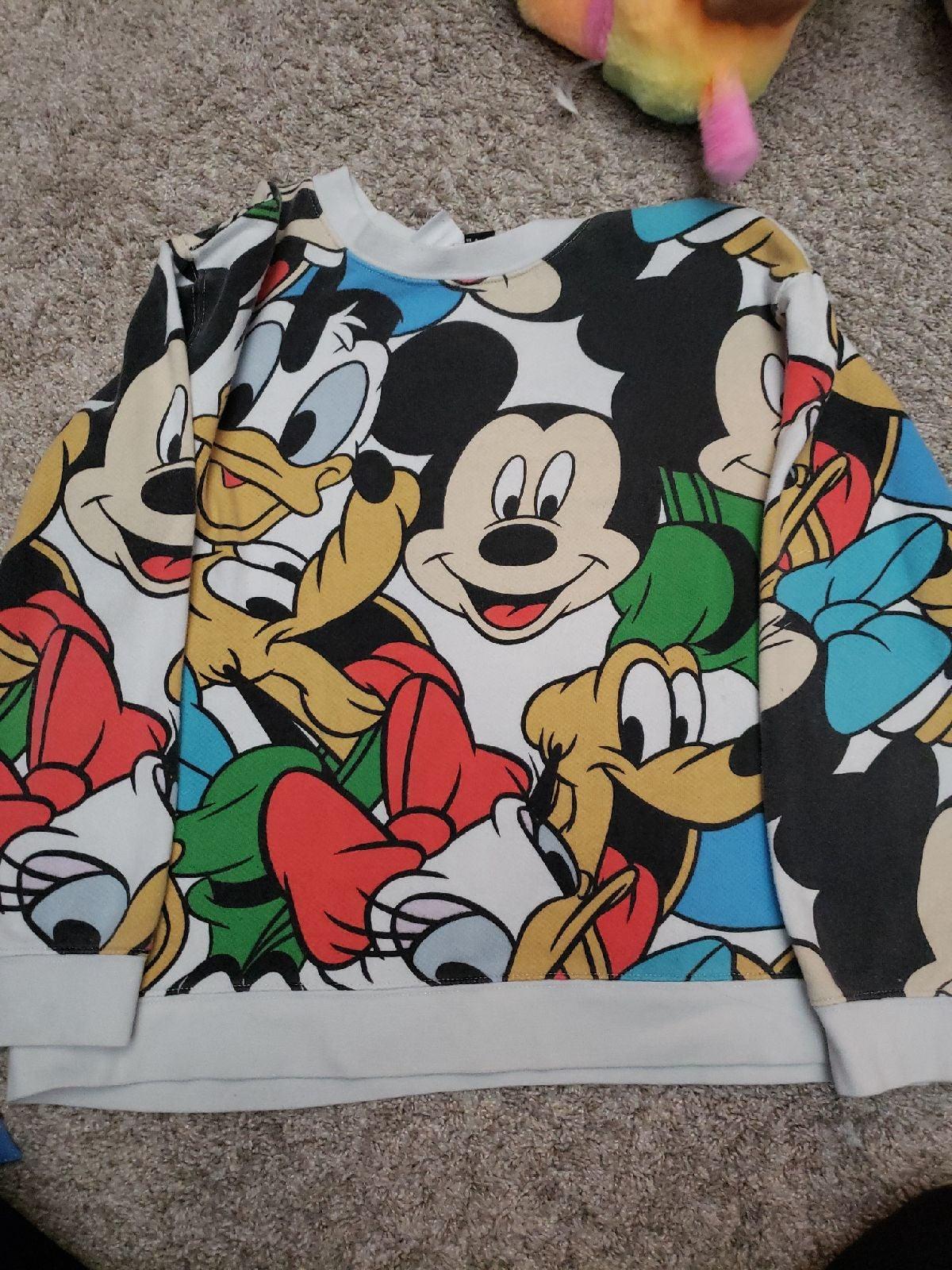 Disney fab five sweater