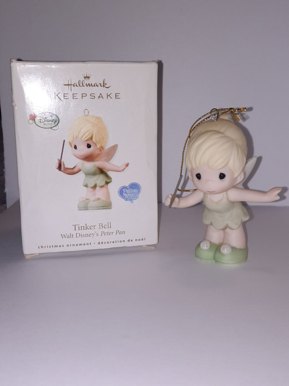 Disney Tinker Bell Figure By Precious Mo