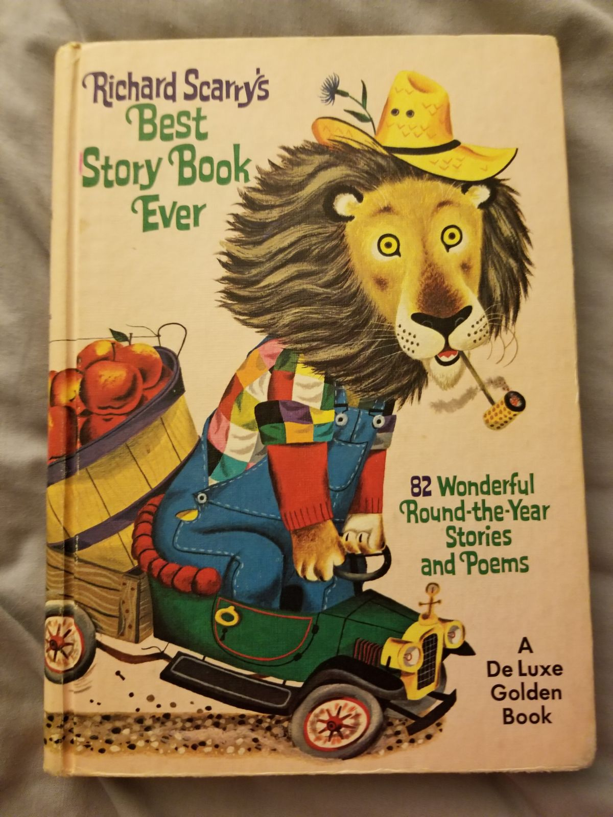 Best Story Book Ever by Richard Scary 19